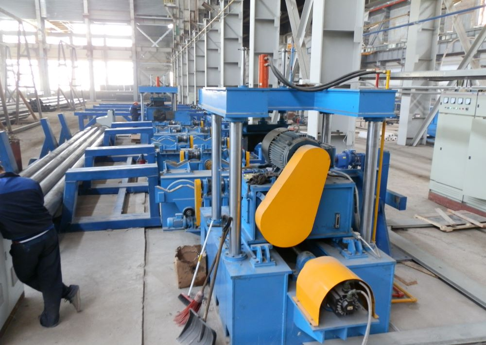 Hydrostatic Testing Machine