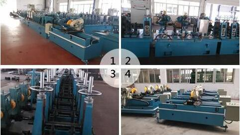 tube mill line products