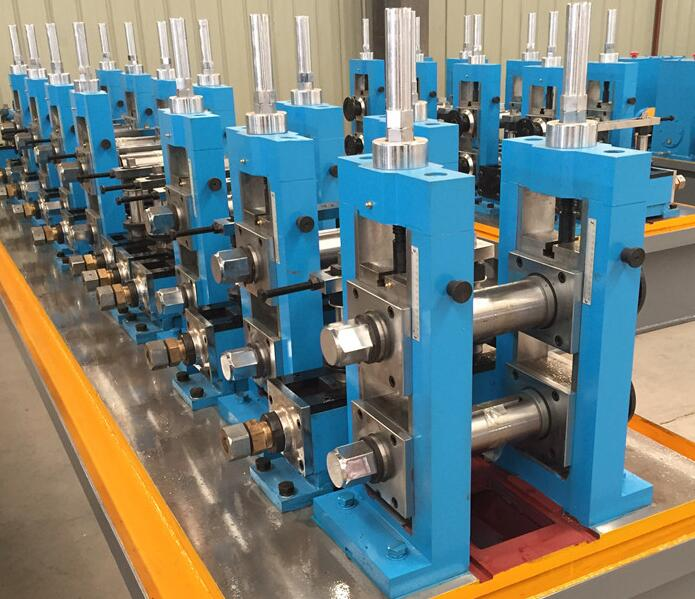 tube mill line product catalog and packaging