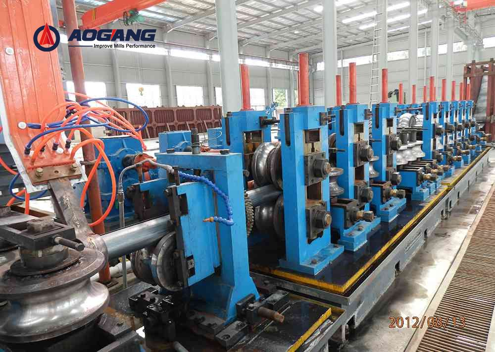 101.6 Tube Mill Line/Pipe Mill Line