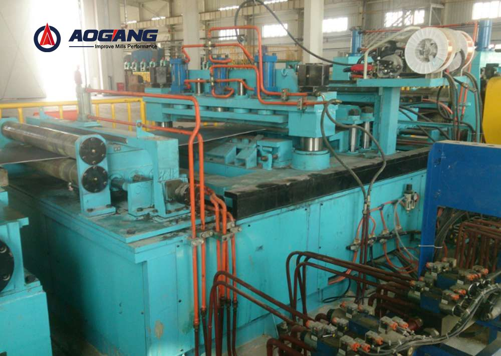 LW1200 Direct Square to Square Forming Pipe Mill