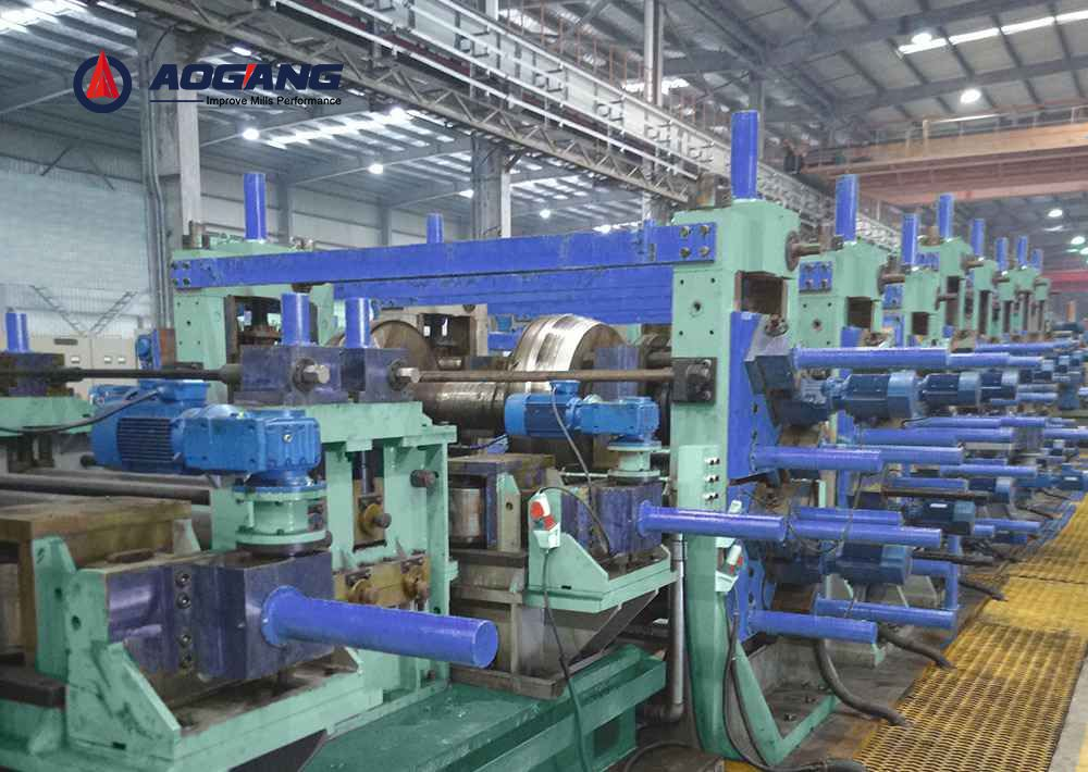 LW2000 Direct Square to Square Forming Pipe Mill