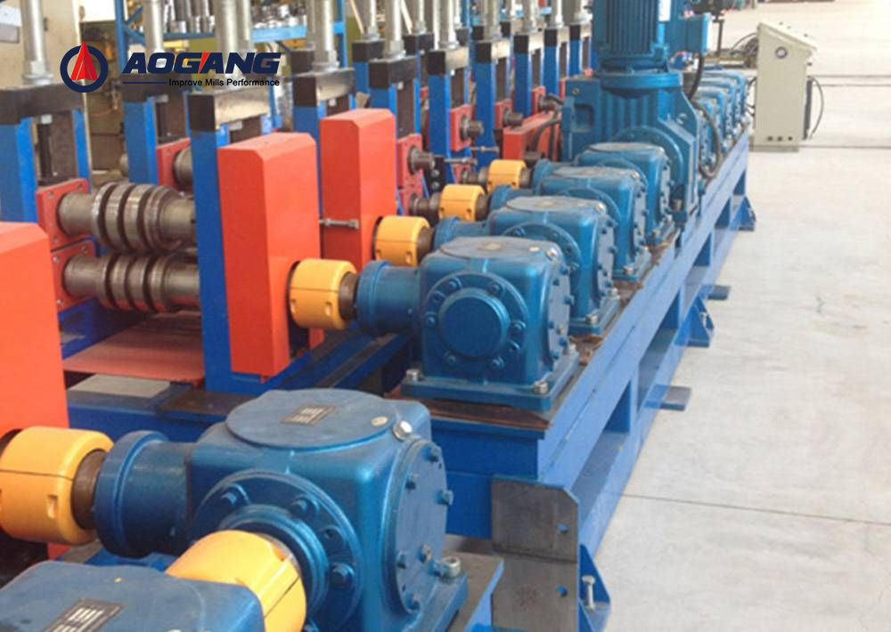 Cold Roll Forming Mill