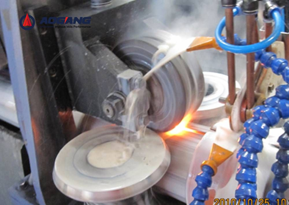 High Frequency Solid State Welder