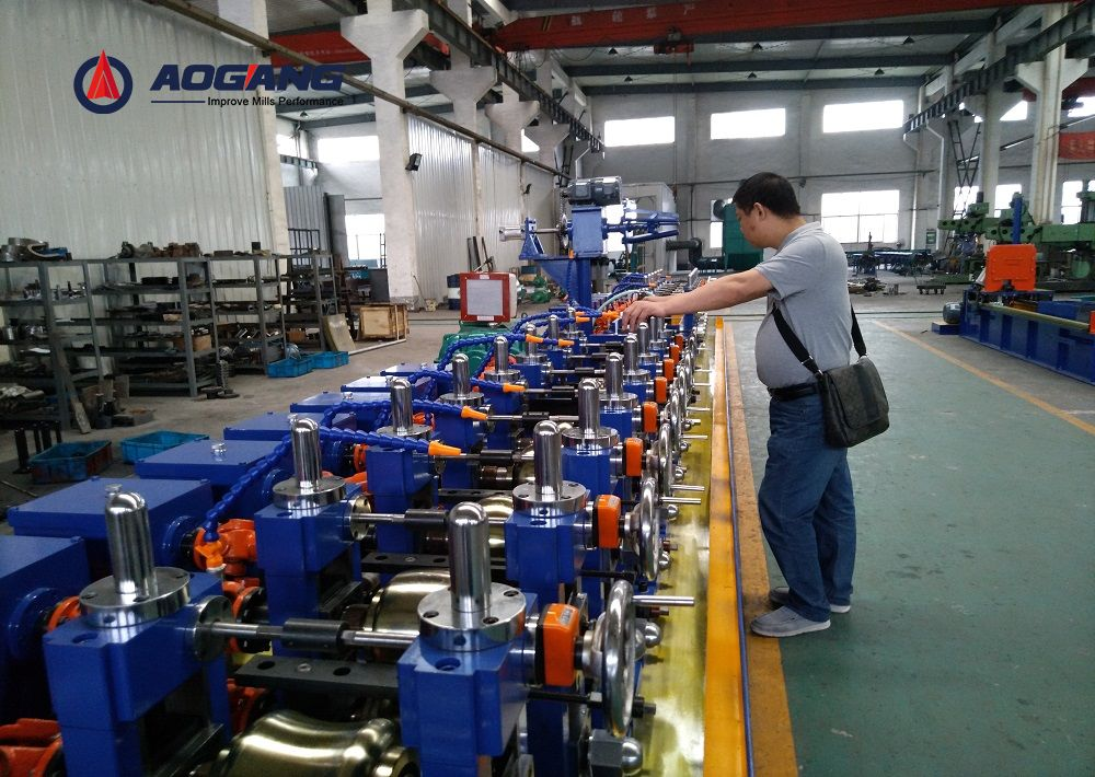 32 Tube Mill Line/Pipe Mill Line