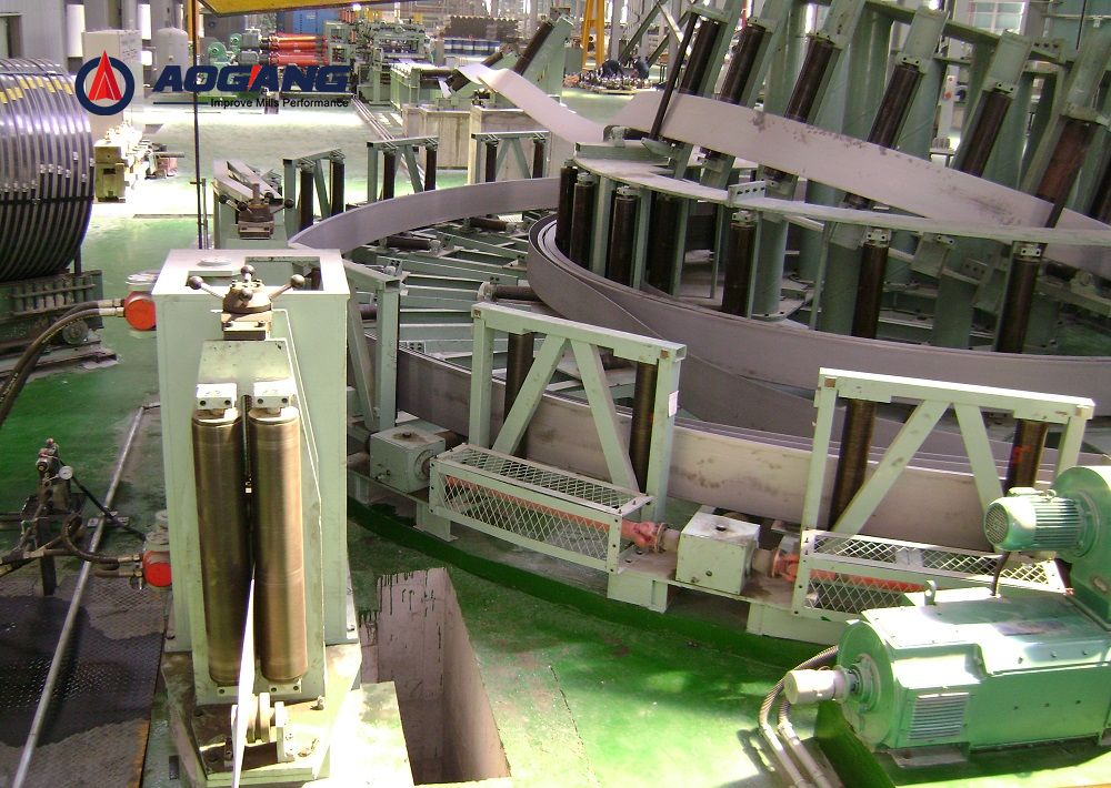 273 Tube Mill /Pipe Mill