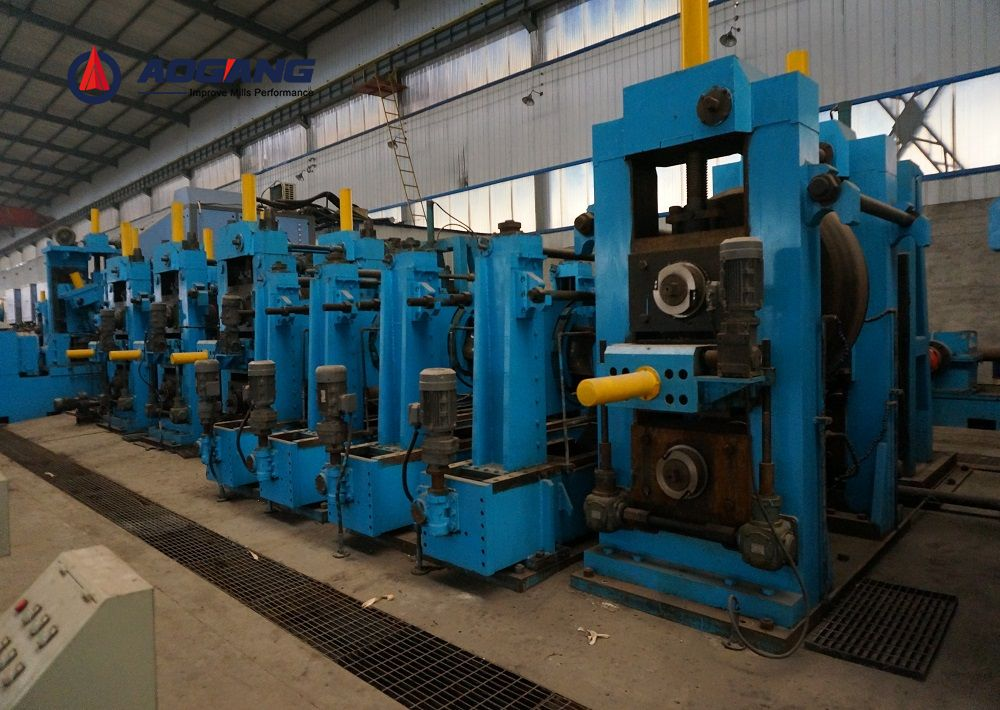 406 Tube Mill /Pipe Mill