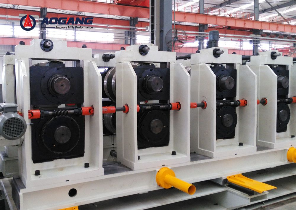 Automatic Cold Roll Forming Mill