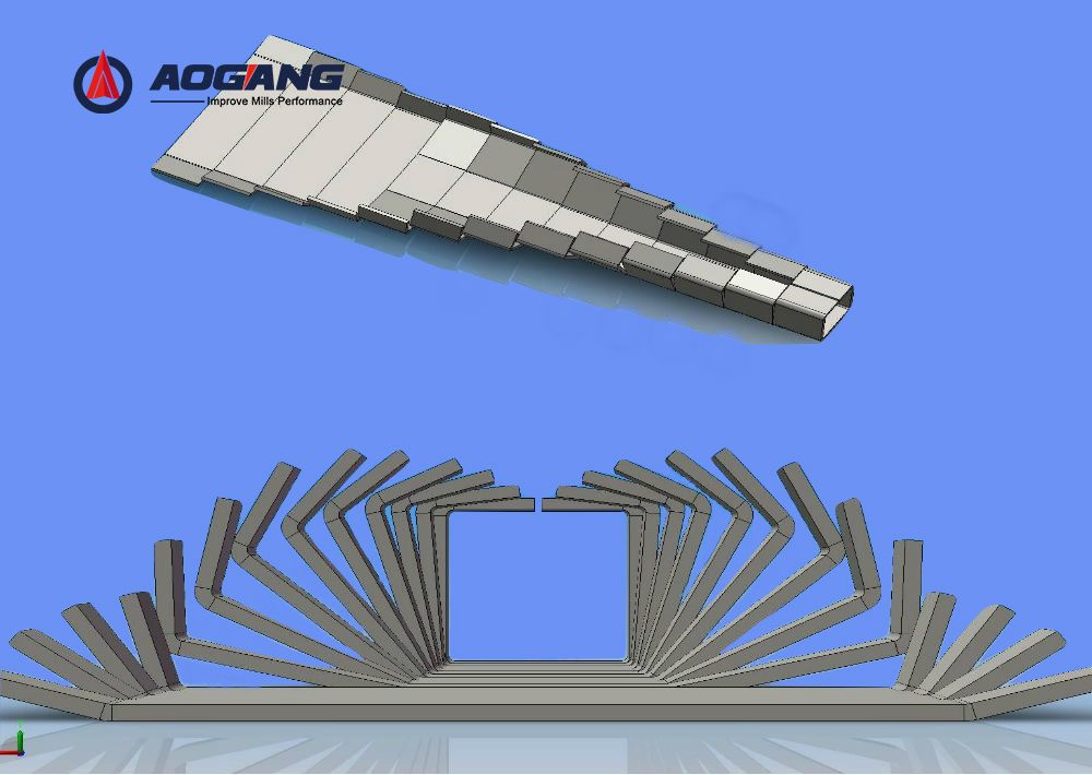 Direct Forming to Square Tube Mill/Pipe Mill
