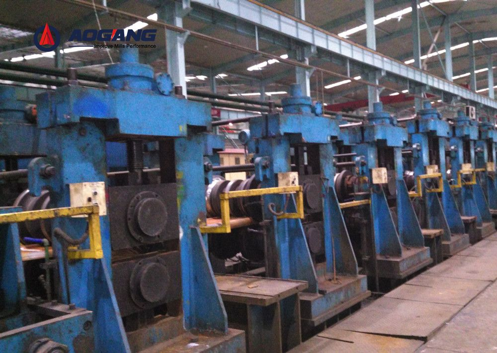 Steel Piling Roll Forming Line