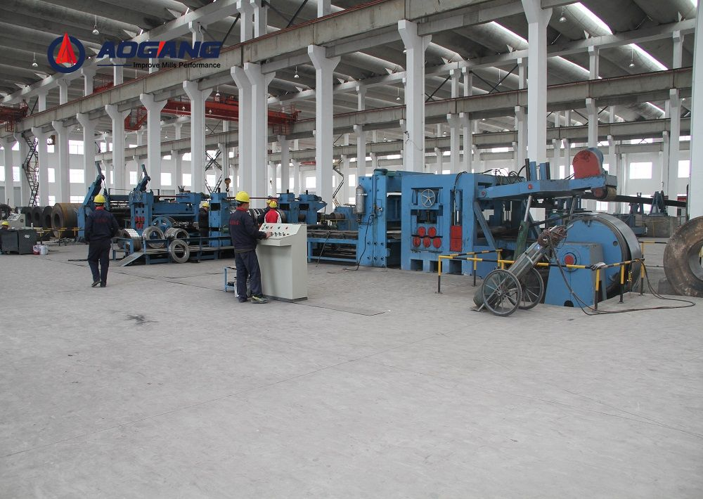 Medium Thickness Slitting line