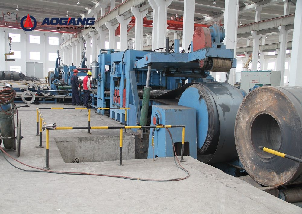 Heavy Thickness Slitting Line