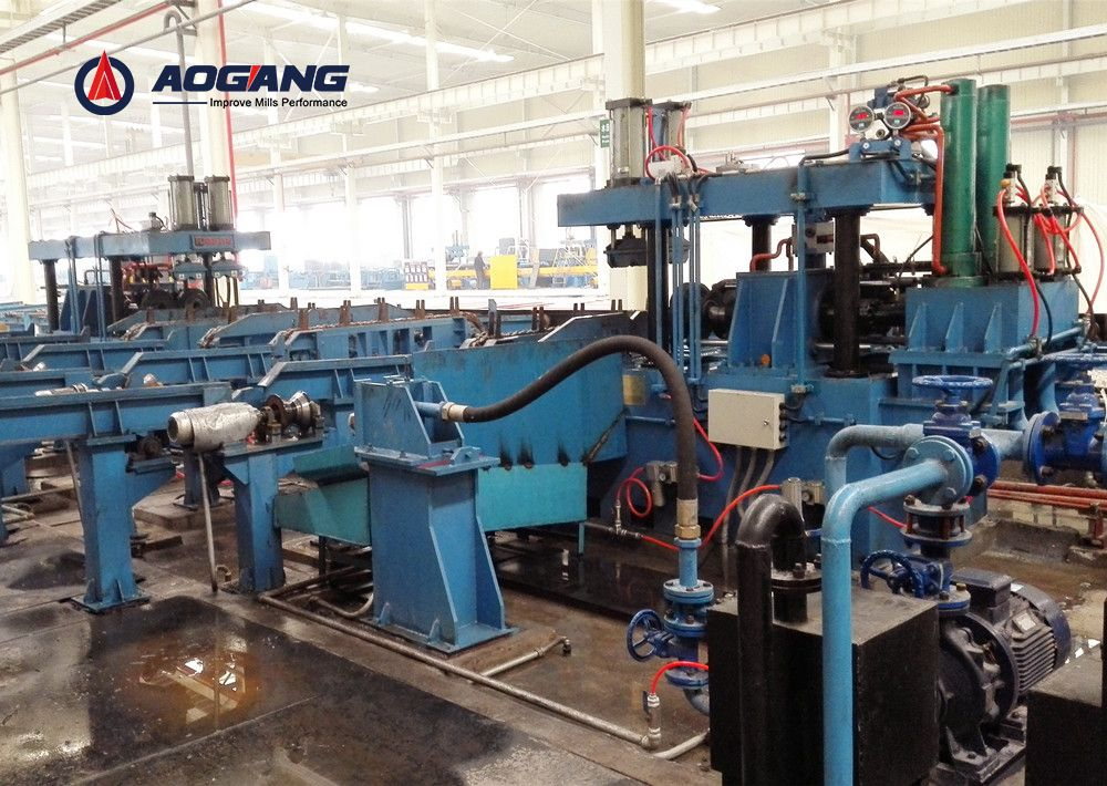 End facing & Chamfering machine