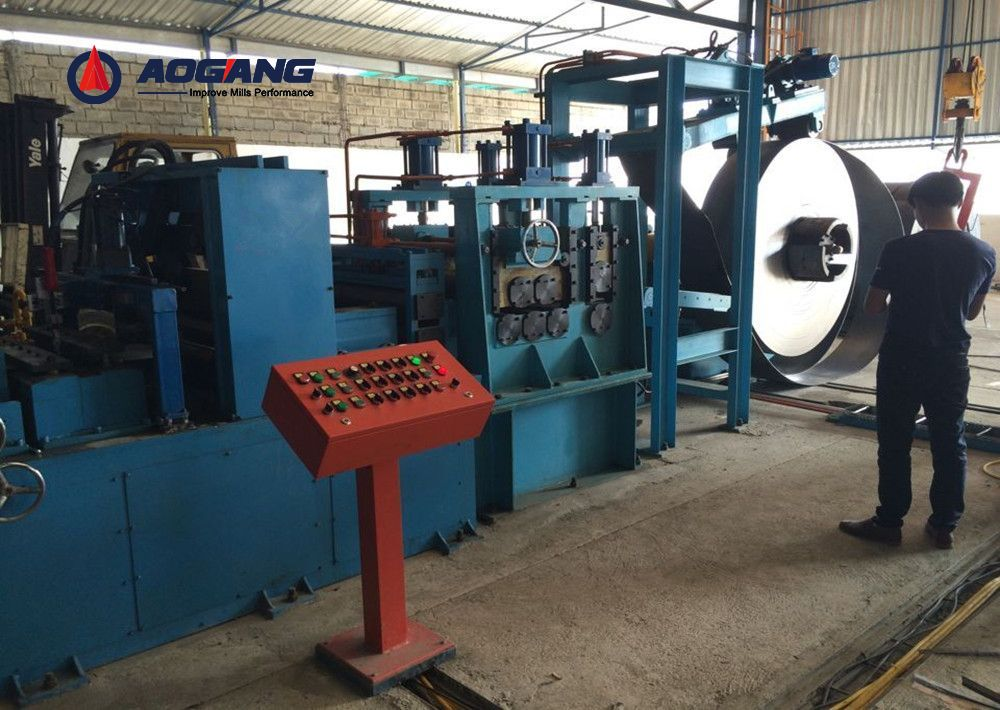 API 165 Steel Pipe Mill