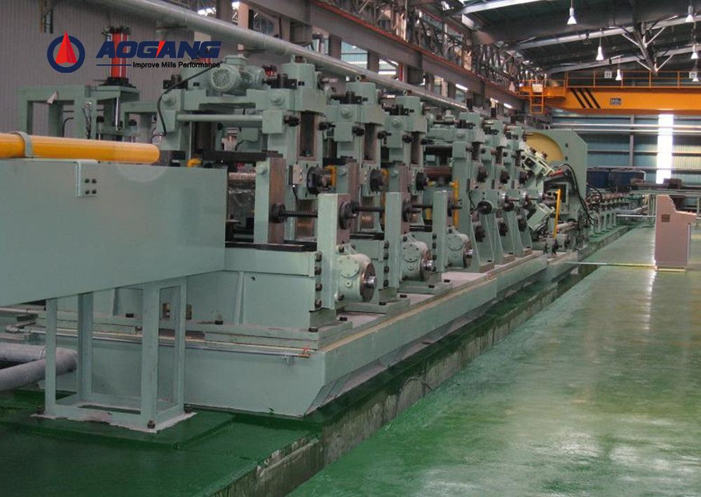 API273 Steel Pipe Mill