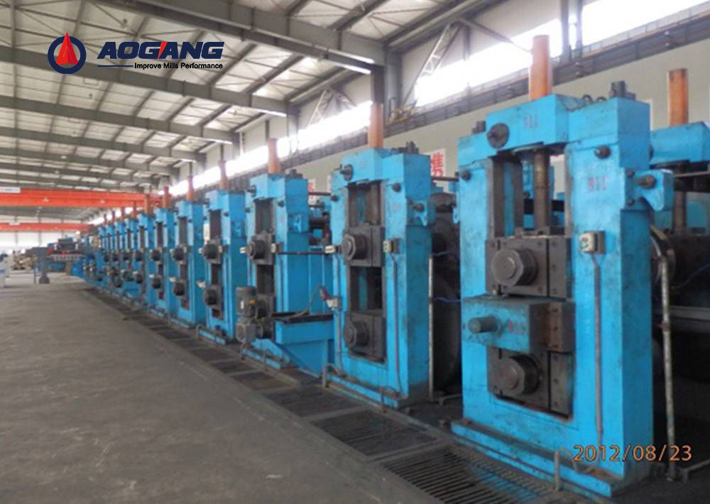 API 406 Steel Pipe Mill