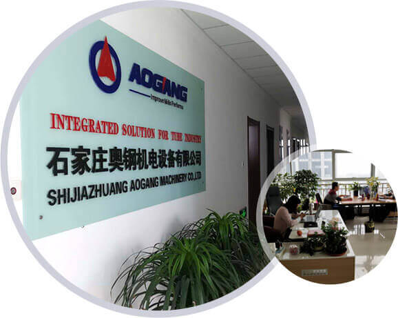 Shijiazhuang Aogang Machinery Co.,Ltd.